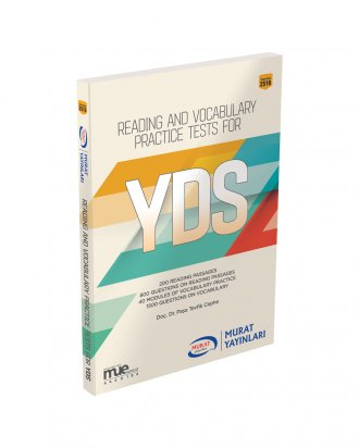2516 - Reading and Vocabulary Practice Tests for YDS